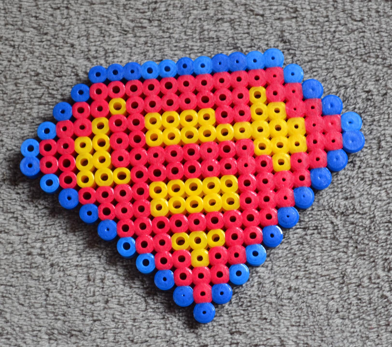 perle hama superman