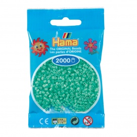 perle hama vert clair