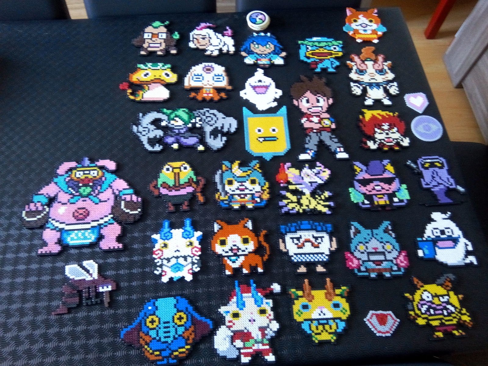 perle hama yo kai watch