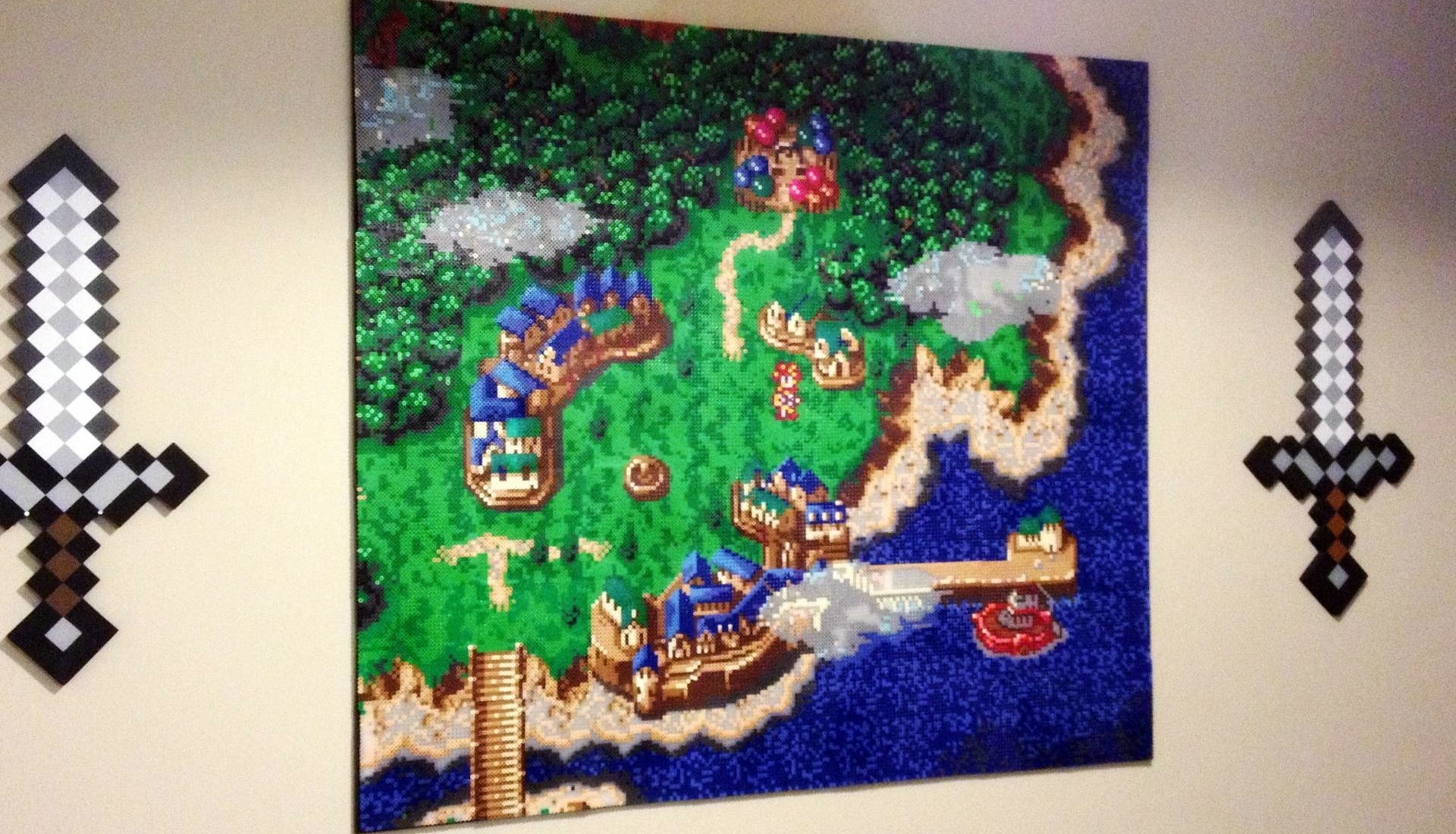 perles a repasser jeux videos
