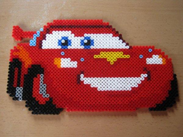 perles hama cars 2