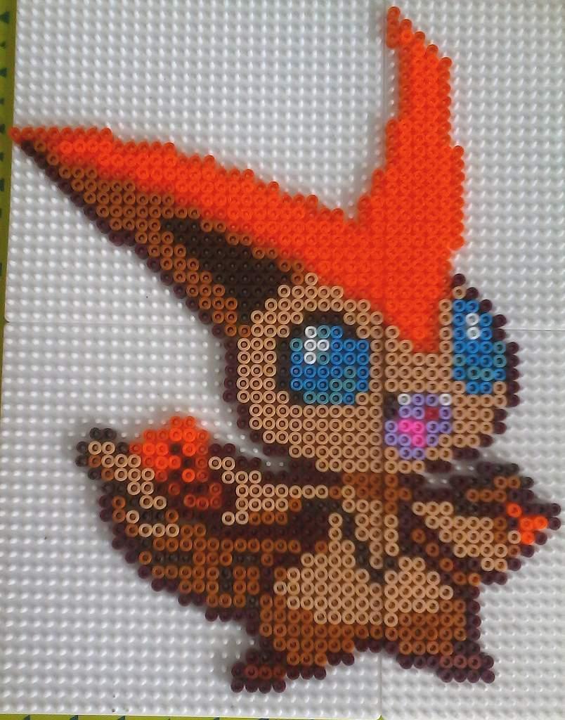 pokemon en perle a repasser