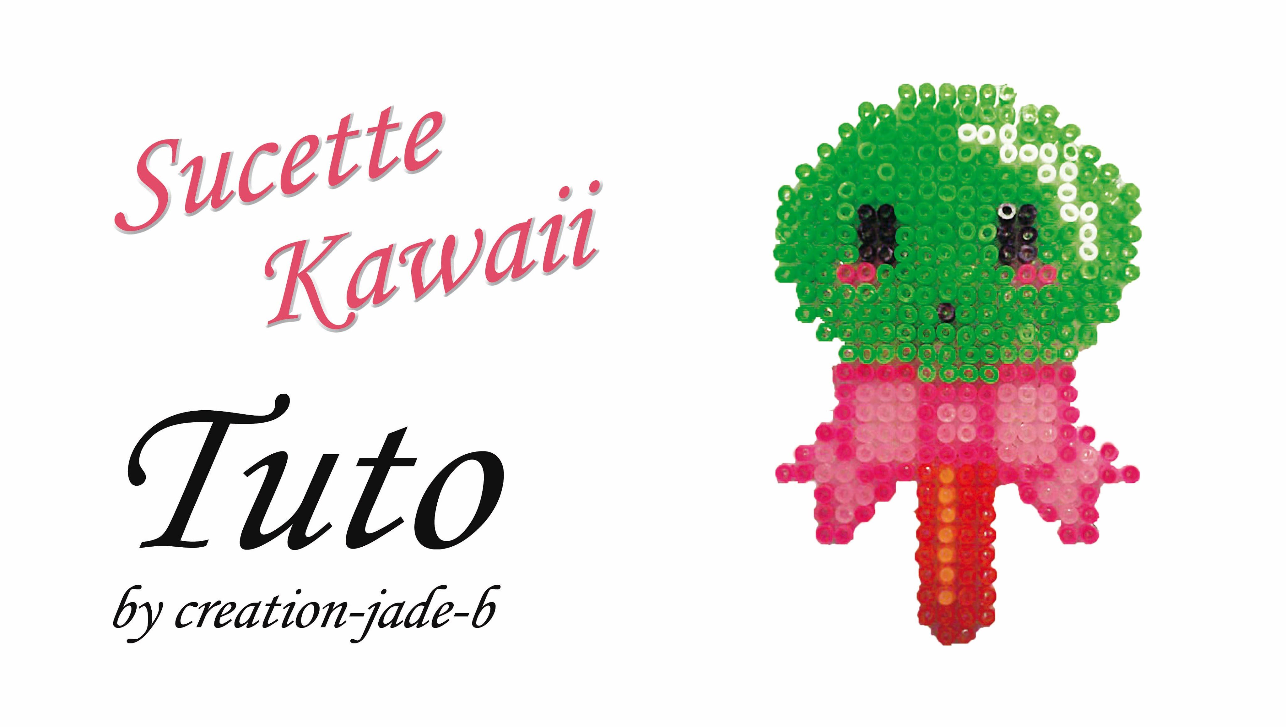 tuto perle hama kawaii