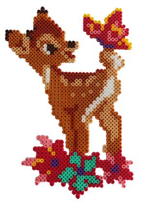 modele perle a repasser bambi