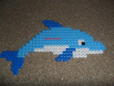modele perle a repasser dauphin