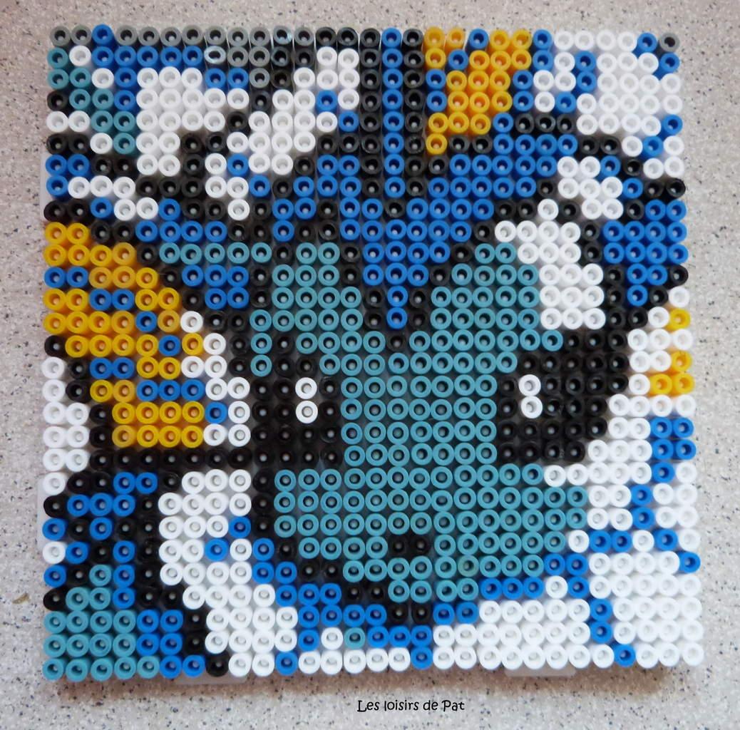 modele perle a repasser pokemon
