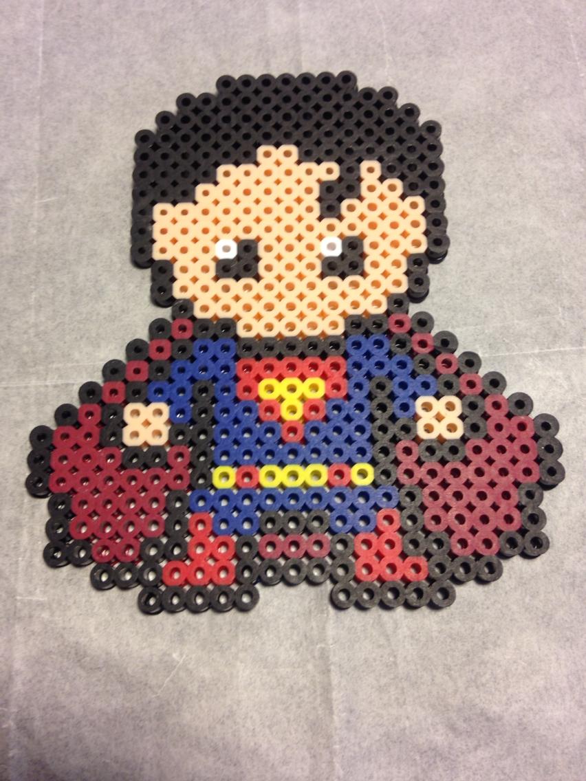 modele perle a repasser superman