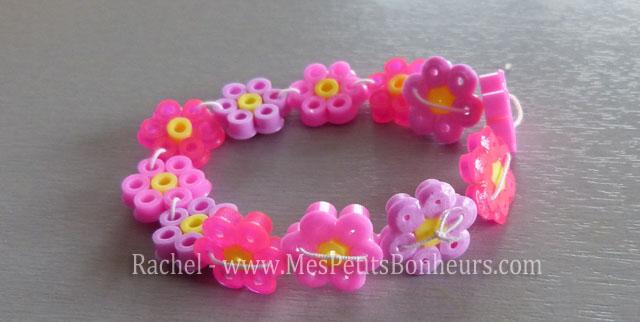 perle a repasser bracelet