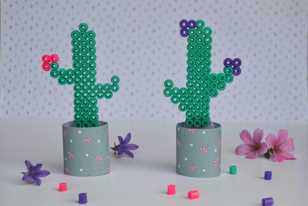 perle a repasser cactus