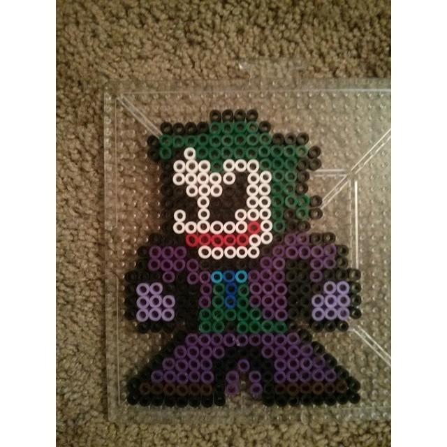 perle a repasser joker