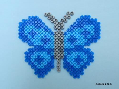 perle a repasser papillon