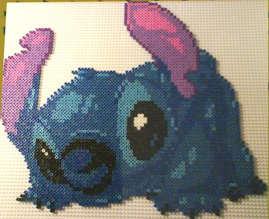 perle a repasser stitch
