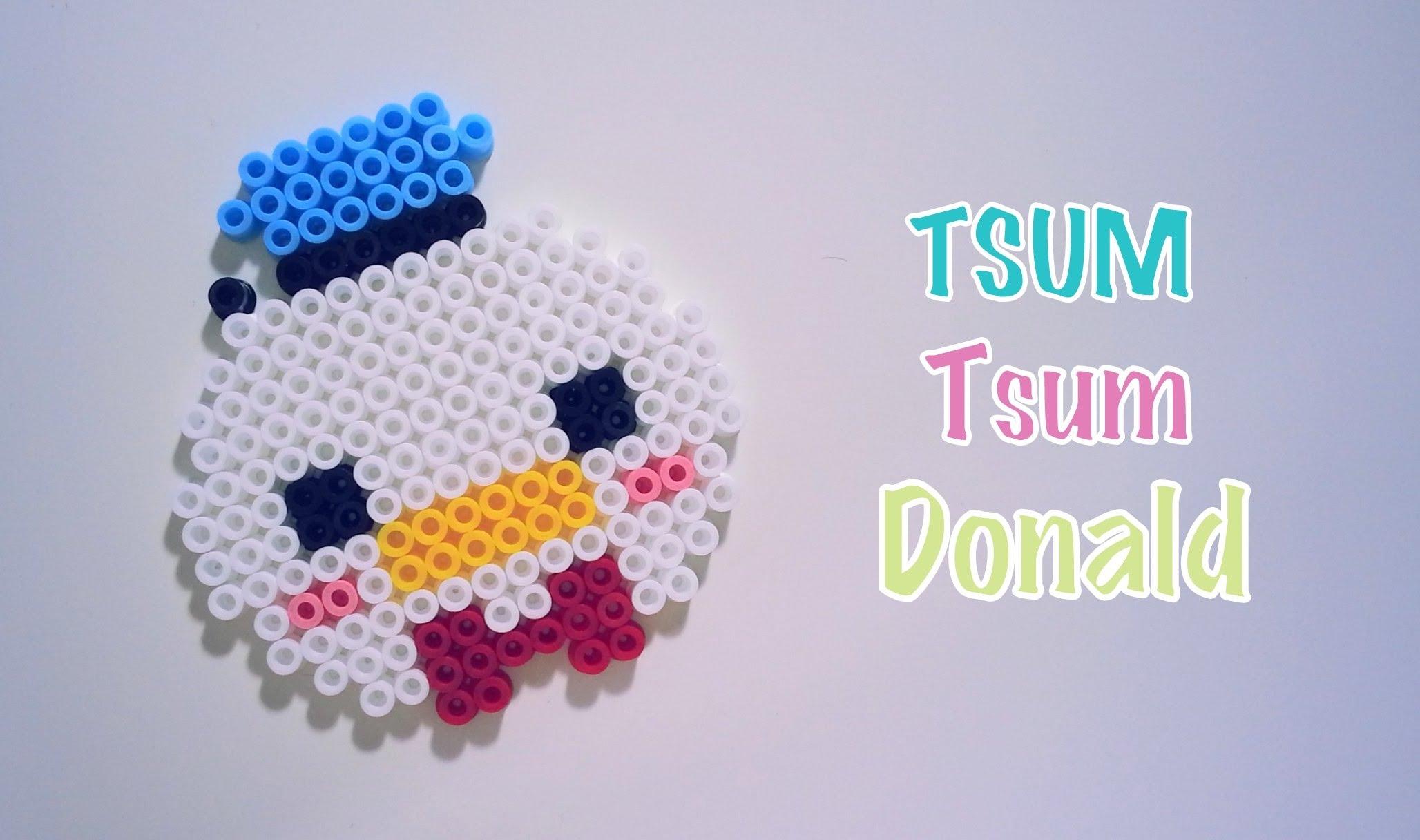 perle a repasser tsum tsum