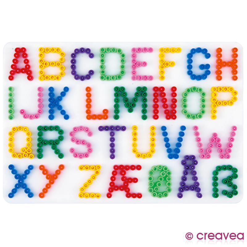 perle hama alphabet