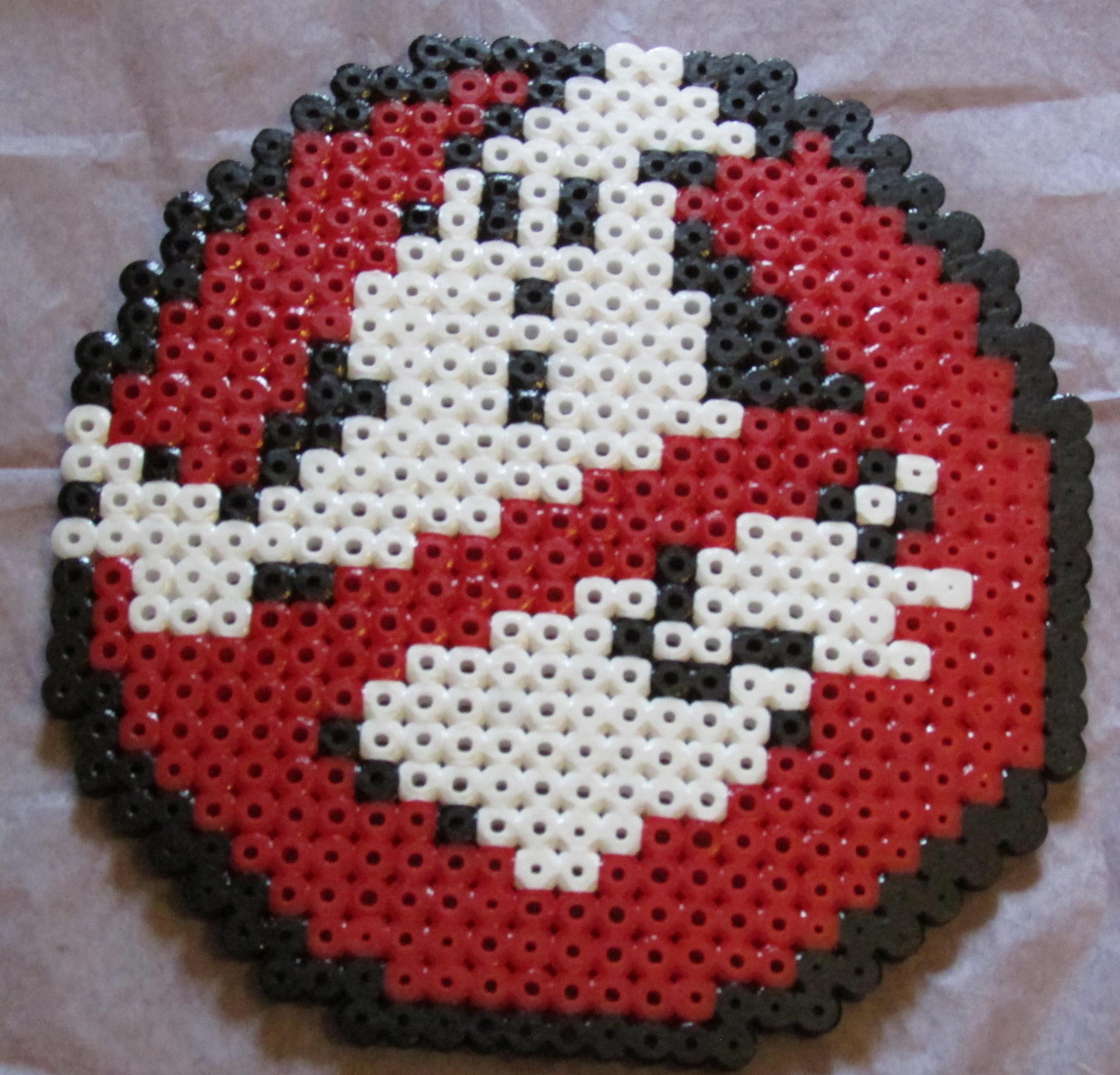perle hama ghostbusters