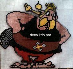 perle hama obelix