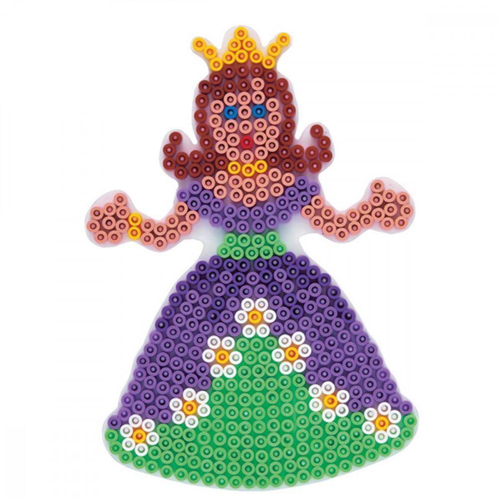 perle hama princesse