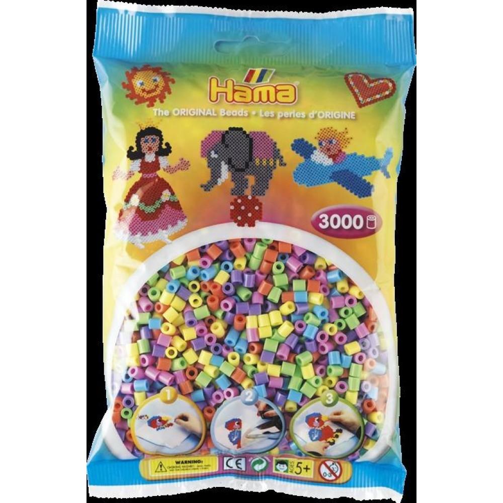 perles hama 3000